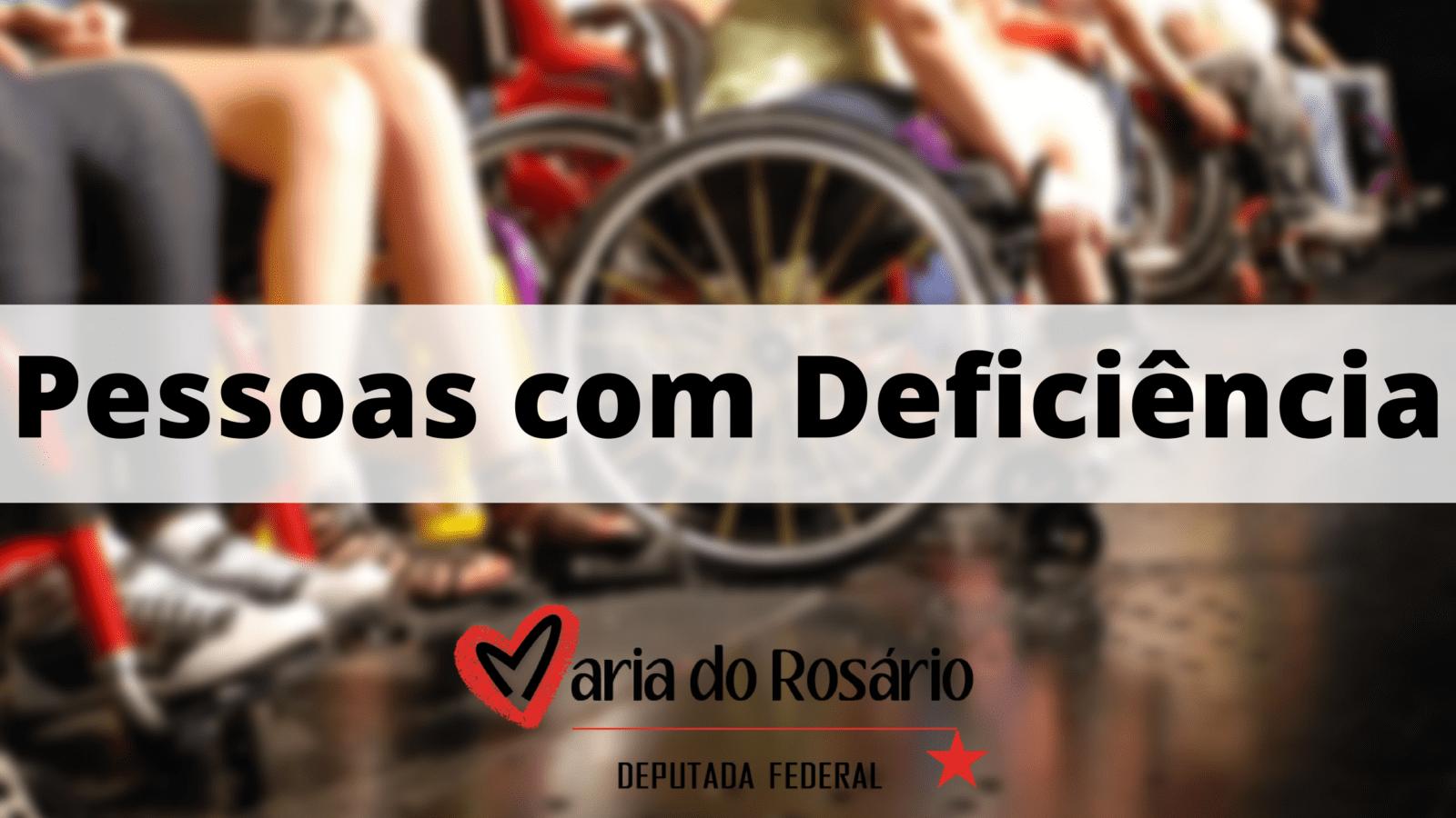 Pessoa com Deficiência