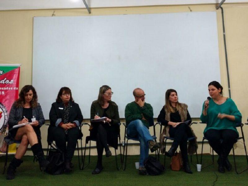 1º seminário da escuta protegida - foto: júlia flôres